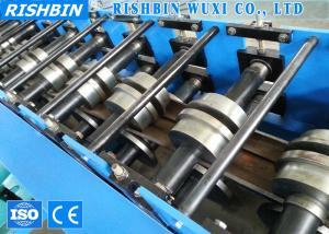 China Rollo de alta velocidad del marco de puerta del listón del obturador del rodillo que forma la máquina con el PLC del delta on sale