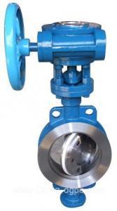 China Al bronze butterfly valve wafer type on sale