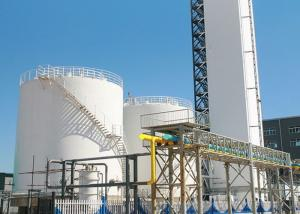 China Skid Mounted Cryogenic Air Separation Plant To Produce Liquid And Gaseous on sale