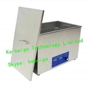 China 80KHz 30L 600W Stainless Steel Jewelry Electronics Ultrasonic Instrument Cleaner on sale