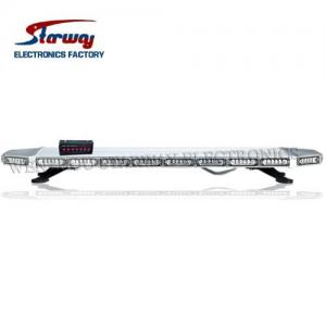Starway police emergency vehicle 48 linear led safety light bar quality starway police emergency vehicle 48quot linear led safety light bar from china aloadofball Image collections