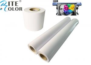 China Large Format RC Glossy Waterproof Photo Paper Roll For Canon / Epson / HP on sale