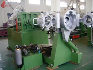 China 110KW Double Head Plastic Strainer Extruder 1500 - 2000 Kg / Hr on sale