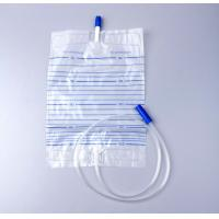 Disposable Medical Consumables PVC Urine Bag With Or Without Outlet For Patients