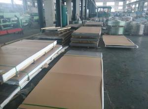 China BA Finished Grade 430 2B Stainless Steel Sheet 3mm on sale