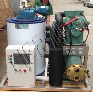 China High Efficient Seawater Flake Ice Machine 3000kg????? ? on sale