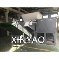 China Plastic Recycling Plant Plastic Shredding Machine , Plastic Recycling Equipment on sale