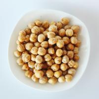 Healthy Snacks High Nutrition Roasted Chickpeas Salted / Black Pepper Flavor