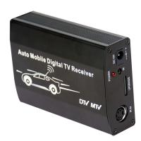 China U.S.A auto mobile digital car TV receive box ATSC-MH2012 on sale