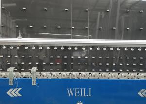 China PLC Controlled Insulating Glass Machine Easy Maintenance For Double Glazing on sale