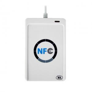 China NFC Contactless Programmable Rfid Reader ACR122U 13.56 MHz 70 Grams Weight on sale