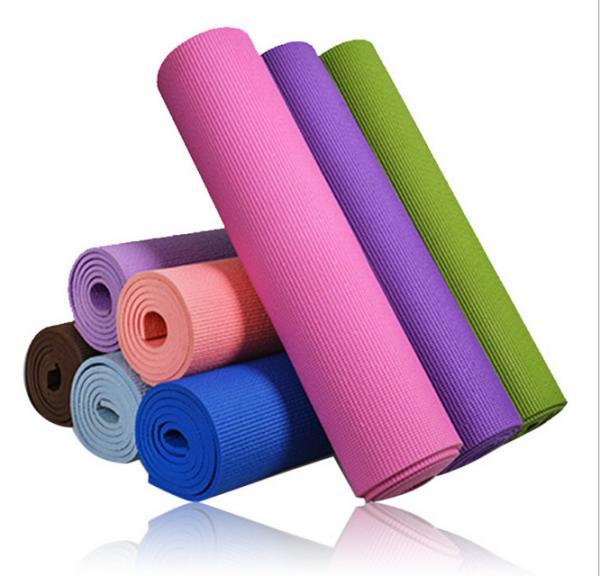 Gymnastics Equipment Gym Exercise Custom Print Logo Eco Friendly Pvc Yoga Mat Yoga Mat Manufacturer Supply For Sale Pvc Yoga Mat Manufacturer From China 108310352