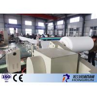 Simple Maintenance Plastic Sheet Extrusion Line One Year Warranty