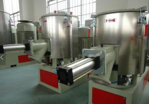 China Low Noise Plastic Mixer Machine / Hot Mixer High Speed Mixer For Plastic on sale