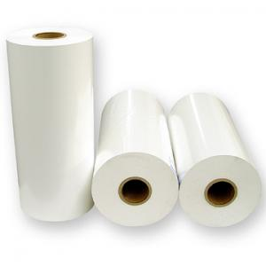 China BOPP white opaque film (BOPP pearlized film) on sale