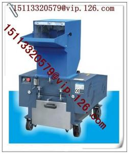 China Waste PP PE film, PET bottle Recycling Plastic Crusher equipment on sale
