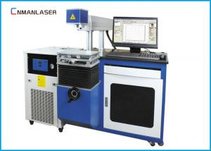 China 40W 60W 80W Glass Laser Tube CO2 Laser Marking Machine Equipment For Nonmetal 300*300mm on sale