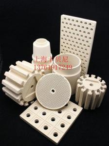 China Porous Ceramic Cordierite Ceramic on sale