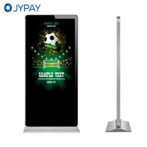 China all in one multi screen android/wifi/business/interactive digital signage display stand players on sale