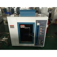 Cable Electronic Testing Equipment IEC60695 Needle Flame Test Chamber