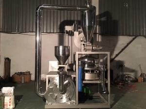 China 75KW Motor Power Plastic Pulverizer Machine BS-PVC-600 Miller Model CE Compliant on sale