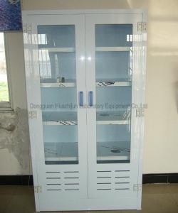 China PP Laboratory Storage Cabinets , Anti - Corrosion Laboratory Cabinets With Glass Doors on sale