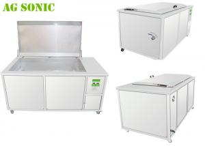China 360L Printing Cylinder Engine Heads Ultrasonic Cleaner with Oil Skimming 28khz on sale