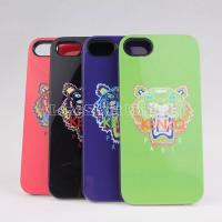 China NEW Arrival Tiger Head Design Hard Cases For iPhone 5 on sale