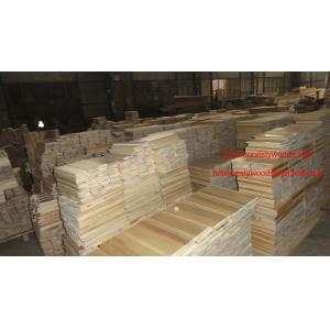 China poplar/birch drawer components, solid wooden drawer for cabinet, furniture.  solid wood furniture parts on sale