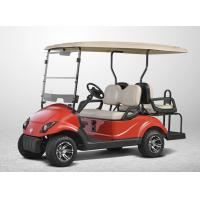 EQ9022(V4) 48V 3KW 2+2 seater electric golf cart/club car with DC motor