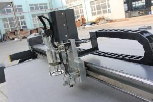 China CNC Control System Composite Cutting Machine Carbon Fiber Conveyor Belt on sale