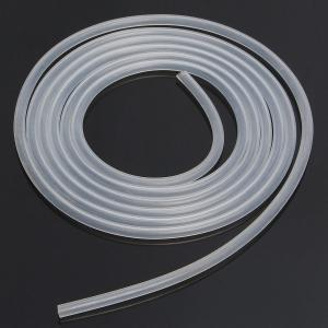 China High Temperature Silicone Rubber Tubing / Heat Proof Flexible Tubing For Food Machines on sale