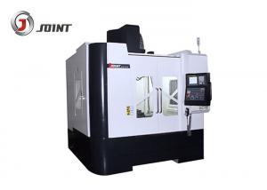 China Automatic Vertical CNC Machine , 24 Tools Arm Type CNC VMC Milling Machine on sale