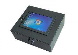 China Embedded Open Frame Capacitive Touch Screen Customized With A Cabinet on sale