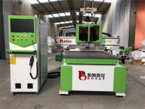 China Mold Making 4 Axis Cnc Router , AC380V/50HZ Industrial Wood Router High Durability on sale