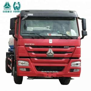 China High Pressure 4000 Gallon Water Truck , Diesel Fuel Water Hauling Truck on sale