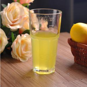 China Wholesale Machine Made Highball Glass Drinking Cups For Water Juice on sale