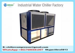 China Electroplating Chiller Air Cooled Scroll Copeland Plating Chiller on sale