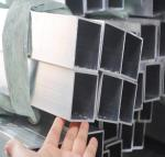 50mm Aluminum Alloy Square Tubing 1.5mm Thickness Mill Finish 6063 T5