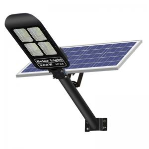 China IP65 Outdoor Solar Powered Led Parking Lot Lights With Lithium Battery 6W 12W 24W on sale