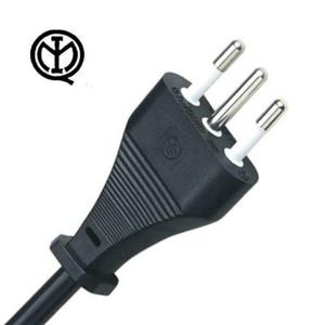 Italian 3 prong plug wiring basic guide wiring diagram standard 10a 250v italy power cord three prong 3 wire imq approval rh plugpowercord sell everychina com dryer plug wiring 3 and 4 prong 240 wiring diagram cheapraybanclubmaster Images