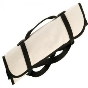 China Reusable Custom Promotional Bags , Canvas Rolling Tool BagsFor Hardware Fitting on sale