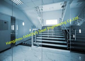 China Frameless Clear Tempered Glass Facade Front Swing Door Nature Light Glazing French Door Design on sale