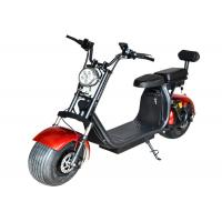 TM-TX-10-1   45KM/H City Coco Electric Scooter / Electric Motorcycle Scooter Minimum Ground Clearance 110MM