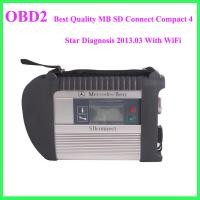 China Best Quality MB SD Connect Compact 4 Star Diagnosis 2013.03 With WiFi on sale