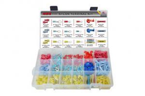 China 454 Pieces Nylon Terminal Kit , Auto Emergency Tool Kit on sale