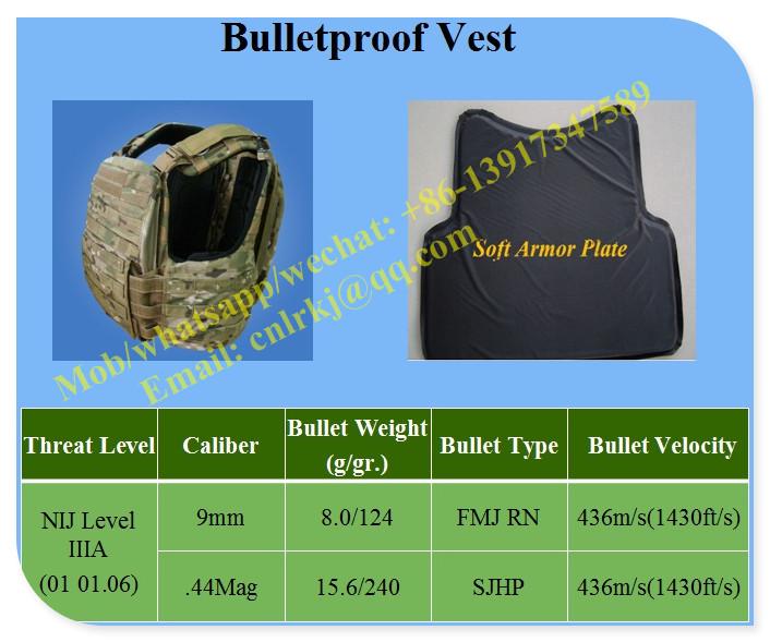 Hard Armor Plate Ballistic Plate Bullet Proof Plate Cnlrkj