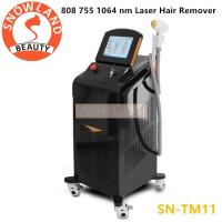 Pain free laser hair removal machine 808 diode laser