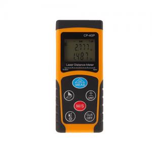 China IP 54 II Class Laser Distance Measuring Meter 100m Range +/- 2mm Accuracy on sale