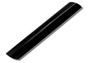 China A106 Seamless Black Steel Tube 20mm -160mm High Temperature Performance on sale